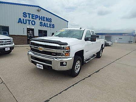 2015 Chevrolet Silverado 2500HD Built After Aug 14 LT for Sale  - 551558  - Stephens Automotive Sales