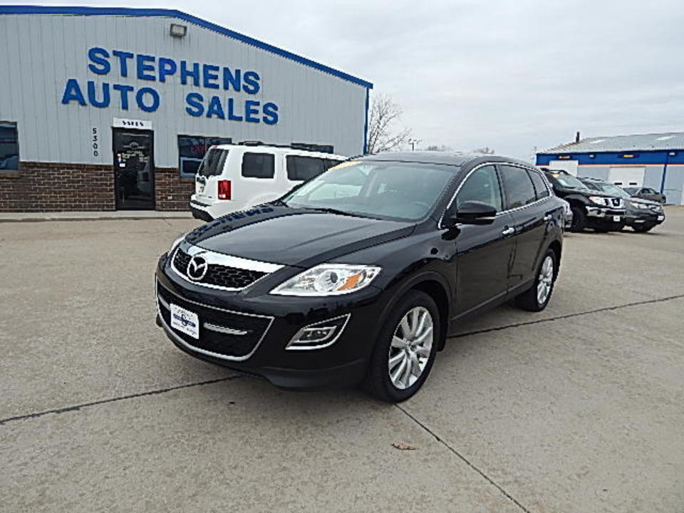2010 Mazda CX-9 Grand Touring  - 9X  - Stephens Automotive Sales