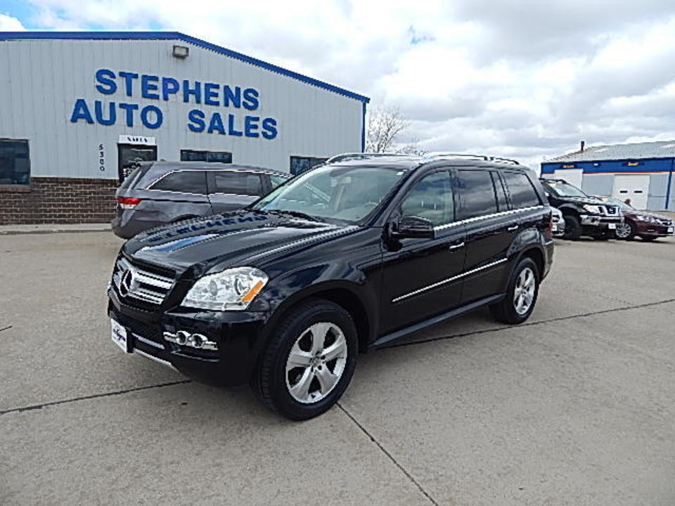 2011 Mercedes-Benz GL-Class  - Stephens Automotive Sales