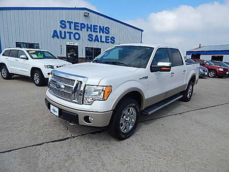 2010 Ford F-150 Lariat for Sale  - 19  - Stephens Automotive Sales