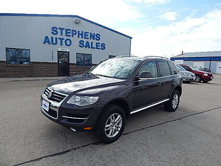 2008 Volkswagen Touareg V6 for Sale  - 001371  - Stephens Automotive Sales