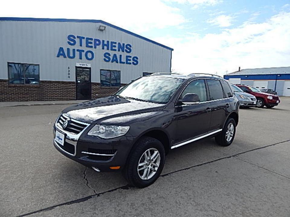 2008 Volkswagen Touareg  - Stephens Automotive Sales