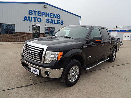 2012 Ford F-150 XLT for Sale  - B10280  - Stephens Automotive Sales
