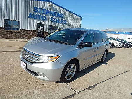 2012 Honda Odyssey Touring for Sale  - 027000  - Stephens Automotive Sales