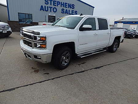 2015 Chevrolet Silverado 1500 LT for Sale  - 465048  - Stephens Automotive Sales