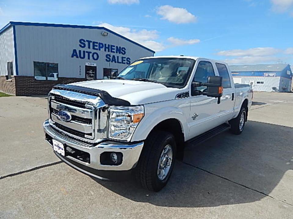 2016 Ford F-250  - Stephens Automotive Sales