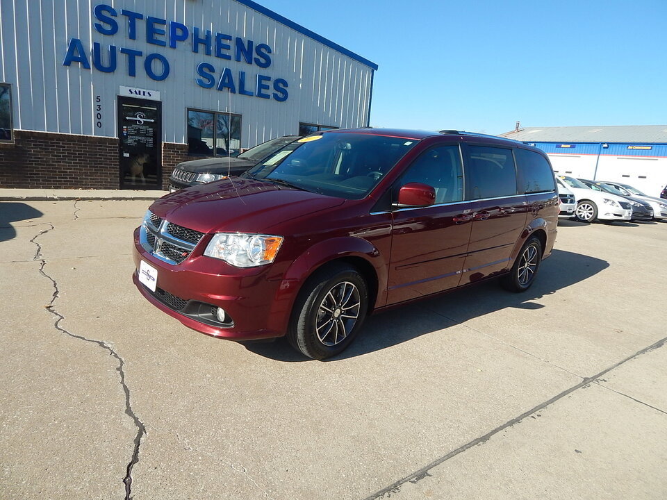 2017 Dodge Grand Caravan  - Stephens Automotive Sales