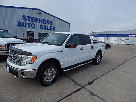 2014 Ford F-150 XLT 4WD for Sale  - D64739  - Stephens Automotive Sales