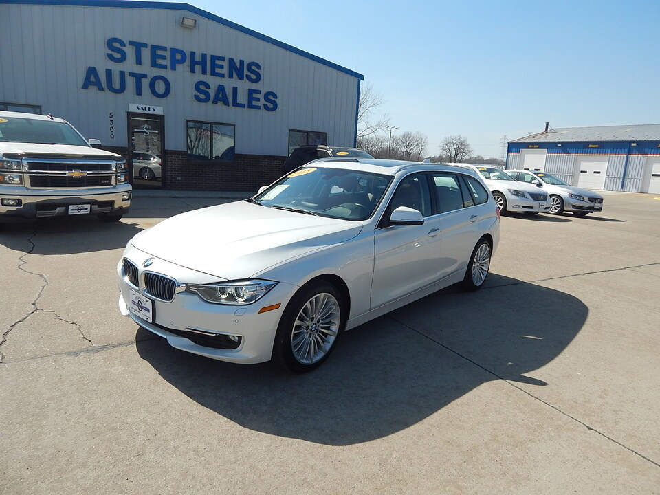 2015 BMW 3 Series  - Stephens Automotive Sales