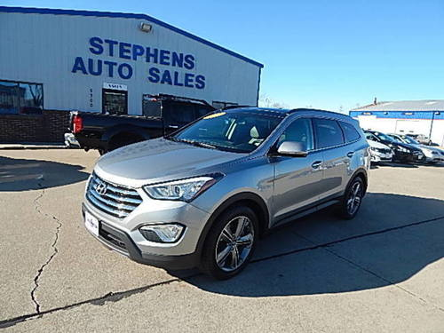 2013 Hyundai Santa Fe  - Stephens Automotive Sales
