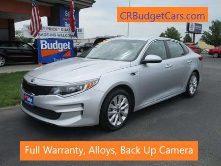 2017 Kia Optima LX for Sale  - 14051505  - Budget of Cedar Rapids