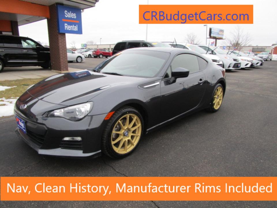 2014 Subaru BRZ  - Budget of Cedar Rapids