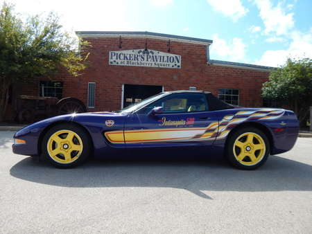 1998 Chevrolet Corvette Indy 500 Pace Car for Sale  - 0562  - Great American Classics