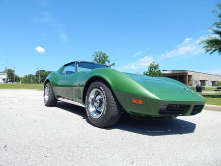 1973 Chevrolet Corvette Stingray  for Sale  - 9014  - Great American Classics