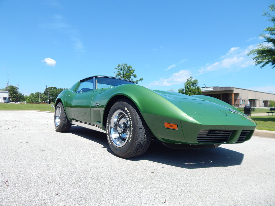 1973 Chevrolet Corvette Stingray  - 9014  - Great American Classics