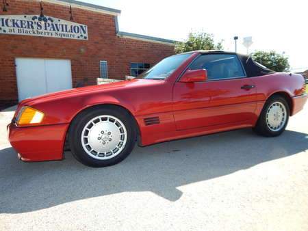 1992 Mercedes-Benz SL-Class 500SL for Sale  - 7808  - Great American Classics
