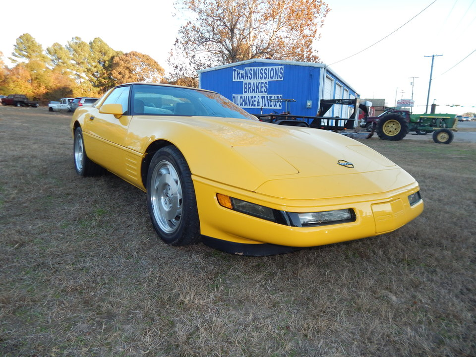1993 Chevrolet Corvette  - Great American Classics