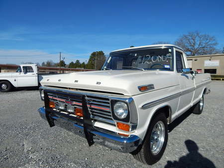 1969 Ford F-100 RANGER for Sale  - 1040  - Great American Classics