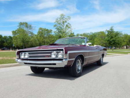 1969 Ford Gran Torino GT CONVERTIBLE S-CODE for Sale  - 3598  - Great American Classics