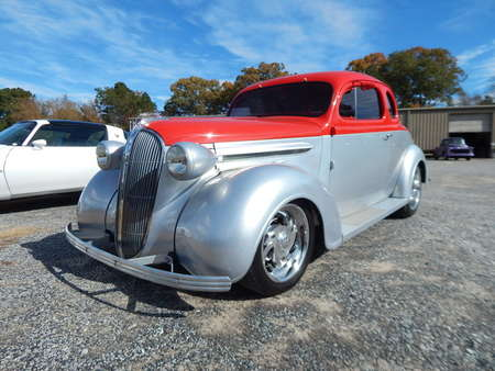 1937 Plymouth Voyager Street Rod for Sale  - 9385  - Great American Classics