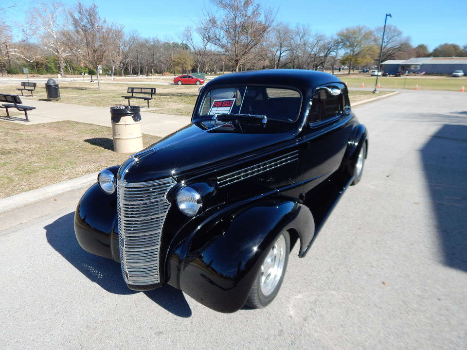 1938 Chevrolet Master Deluxe  - Great American Classics