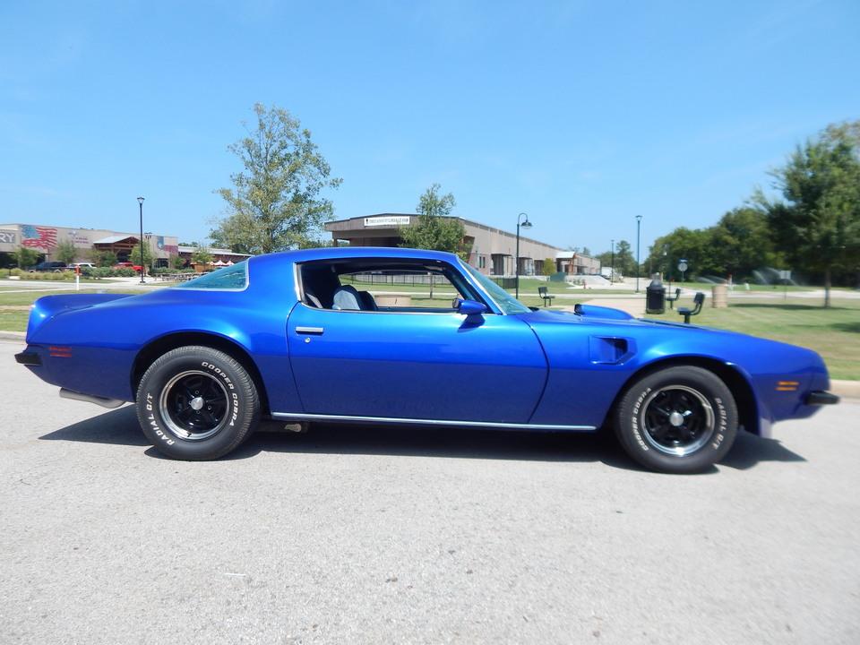 1975 Pontiac Firebird  - Great American Classics