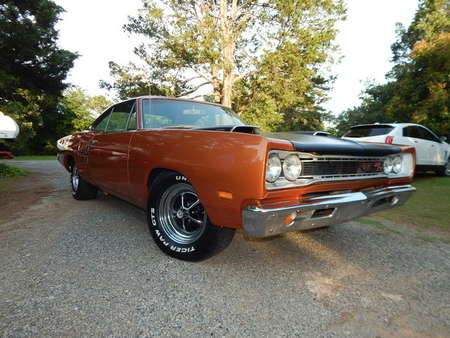 1969 Dodge Coronet RT Tribute for Sale  - 7620  - Great American Classics