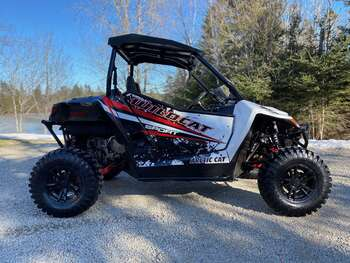 2015 Arctic Cat Thunder Cat SOLD