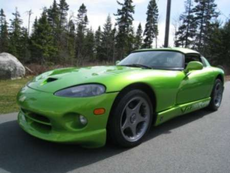 1996 Dodge Viper RT/10 With Removabe Hardtop for Sale  - 1  - Mackenzie Auto Sales