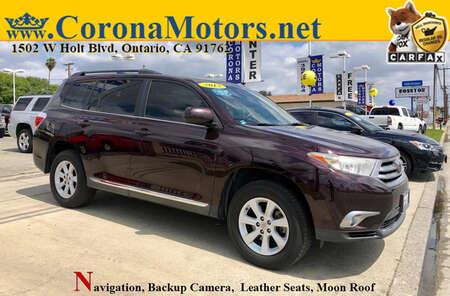 2013 Toyota Highlander SE for Sale  - 12742  - Corona Motors