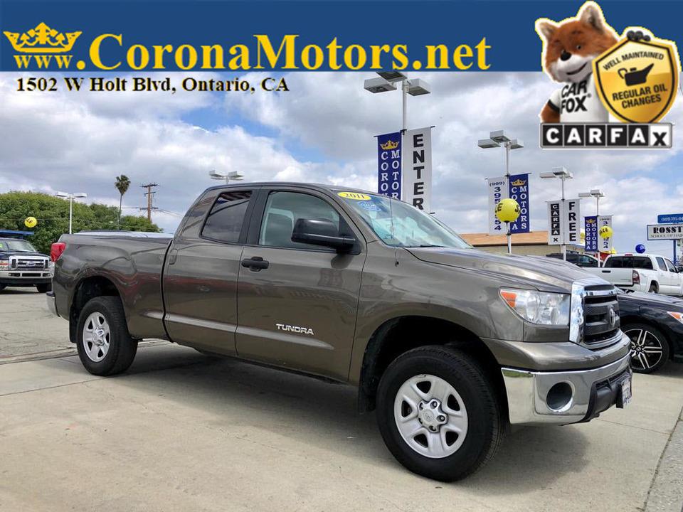 2011 Toyota Tundra 2WD Truck  - 12739  - Corona Motors
