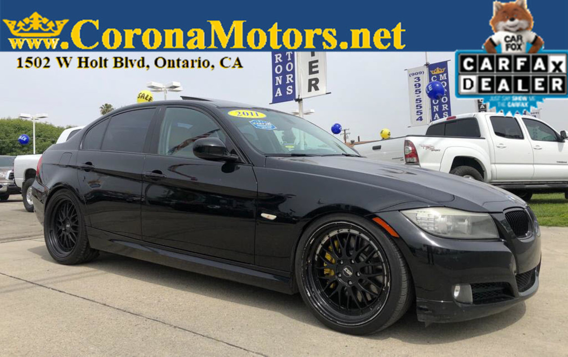 2011 BMW 3 Series 335i  - 12642  - Corona Motors