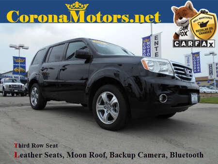 2012 Honda Pilot EX-L for Sale  - 12430  - Corona Motors