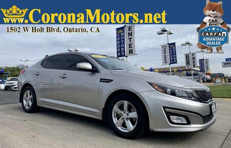2014 Kia Optima LX for Sale  - 12948  - Corona Motors