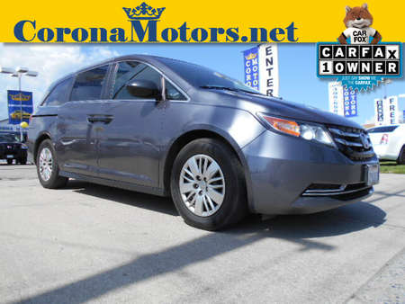2015 Honda Odyssey LX for Sale  - 12445  - Corona Motors