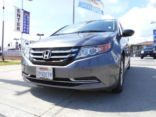 2015 Honda Odyssey  - Corona Motors