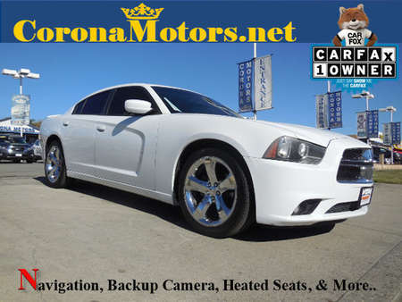 2013 Dodge Charger SXT Plus for Sale  - 12277  - Corona Motors
