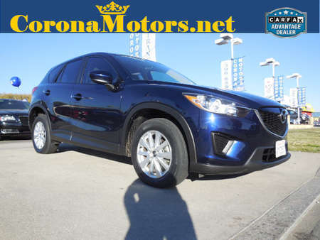 2013 Mazda CX-5 Sport for Sale  - 12263  - Corona Motors