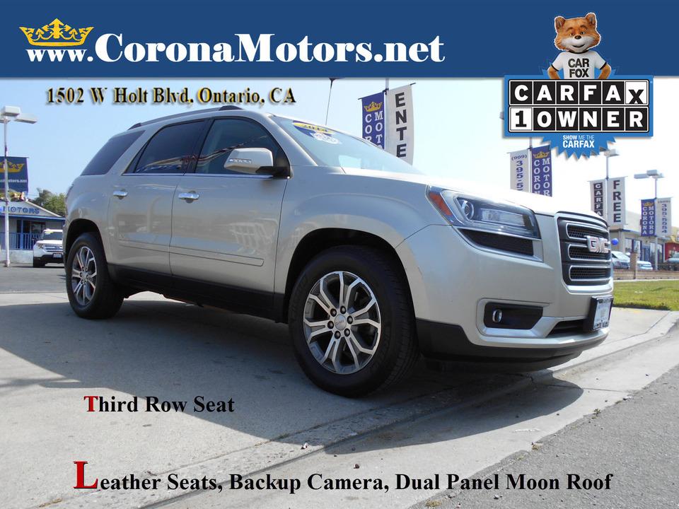 2014 GMC Acadia SLT  - 13082  - Corona Motors