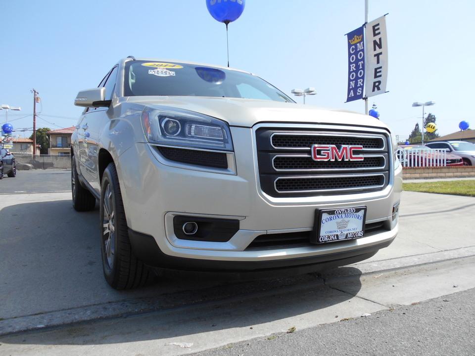 2014 GMC Acadia  - Corona Motors
