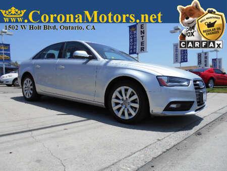 2013 Audi A-4 Premium for Sale  - 12805  - Corona Motors