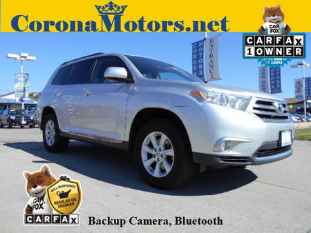 2011 Toyota Highlander SE for Sale  - 12312  - Corona Motors