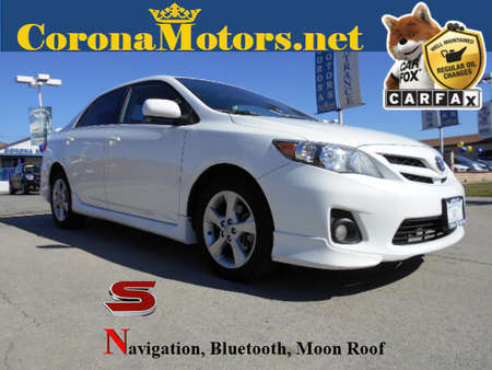 2012 Toyota Corolla S for Sale  - 12311  - Corona Motors