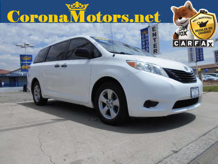 2011 Toyota Sienna  for Sale  - 12501  - Corona Motors