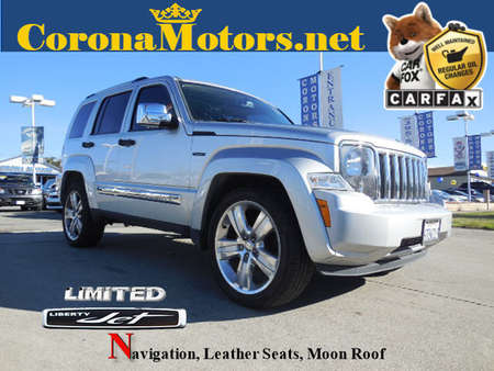 2011 Jeep Liberty Limited Jet for Sale  - 12301  - Corona Motors