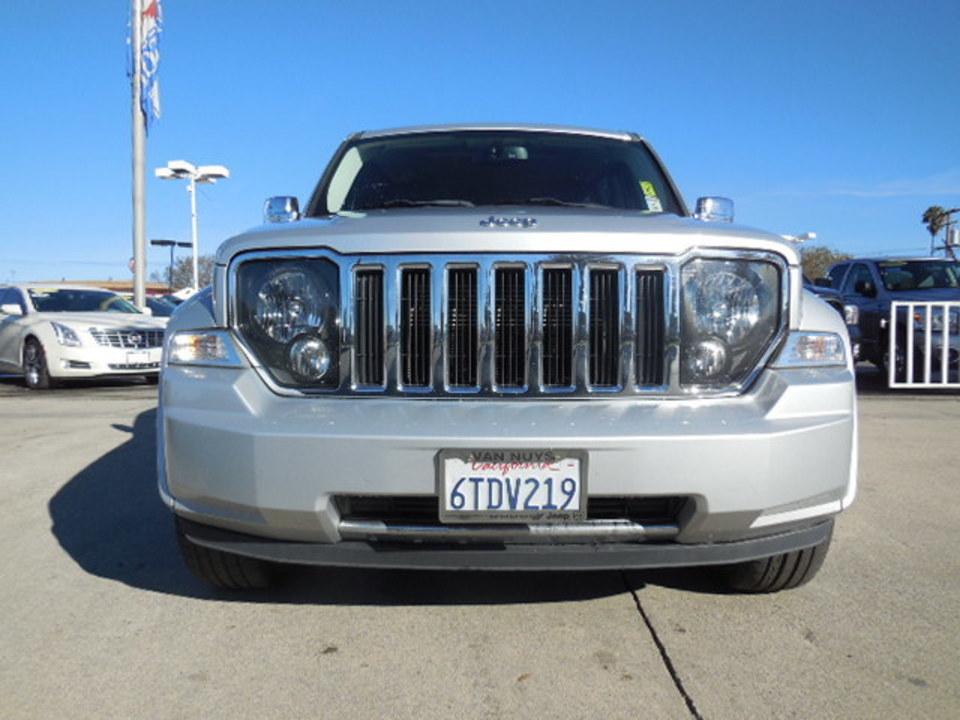 2011 Jeep Liberty  - Corona Motors