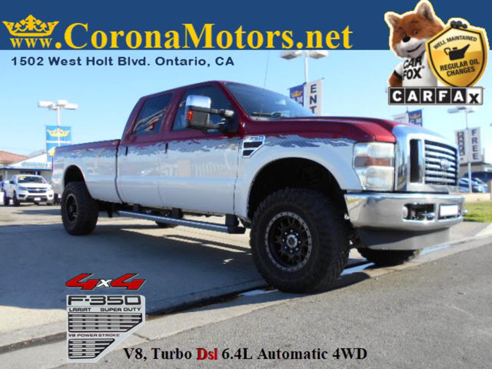 2010 Ford F-350 Lariat  - 12673  - Corona Motors
