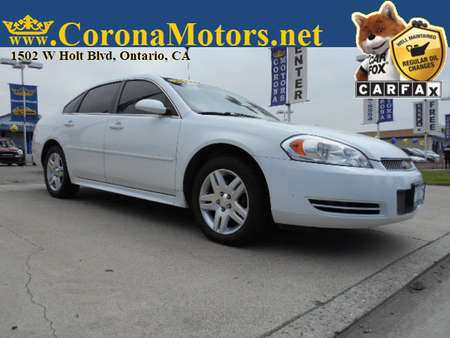 2015 Chevrolet Impala Limited LT for Sale  - 12800  - Corona Motors