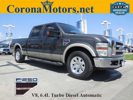 2008 Ford F-250 Lariat for Sale  - 12139  - Corona Motors