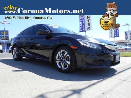 2016 Honda Civic Sedan LX for Sale  - 13113  - Corona Motors